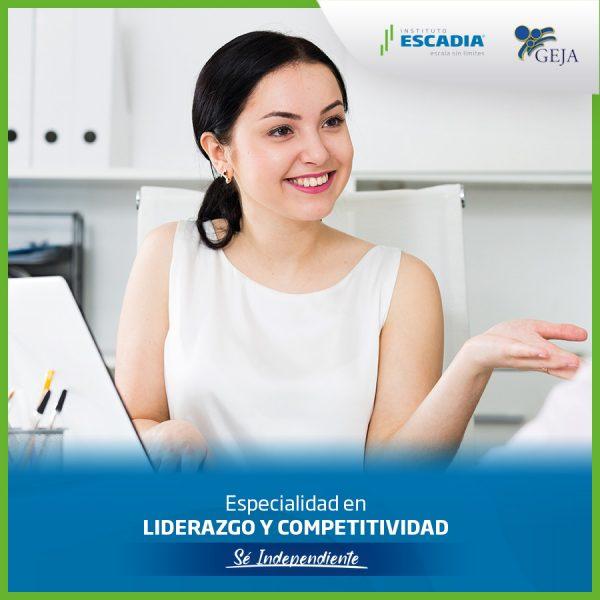 E. Liderazgo y Competitividad