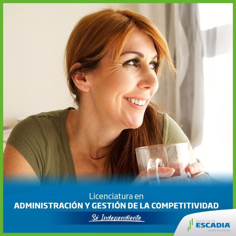 Licenciatura en Administración y Gestión de la Competitividad